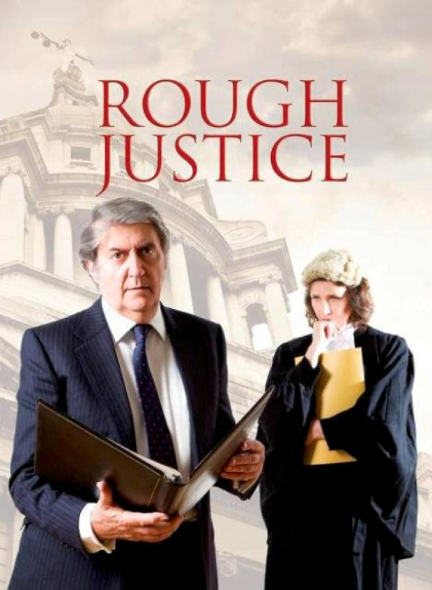 Thriller: Rough Justice starts next week
