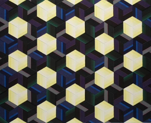 Exhibition explores mathematical concepts