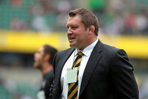 Excited: Dai Young is relishing Wasps' clash with Quins  tomorrow