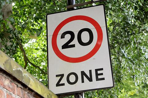 Wandsworth Guardian: Councillors to vote on 20mph speed limits in Wandsworth