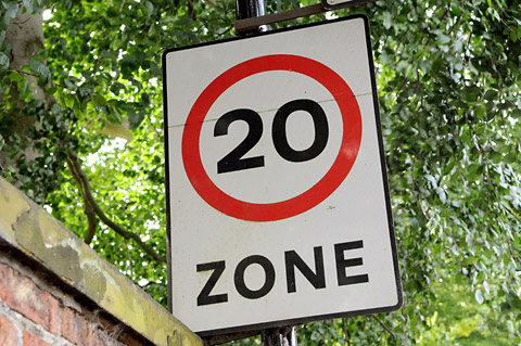 Councillors to vote on 20mph speed limits in Wandsworth