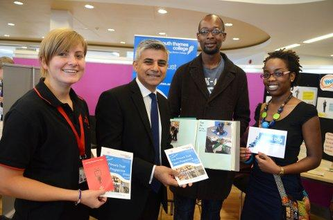 Event aims to tackle unemployment problems