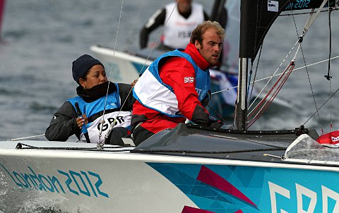 Epsom's sailing star wins Paralympic bronze