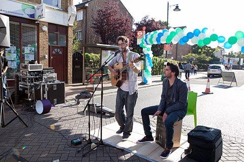 Wandsworth Unplugged party celebrates acoustic music