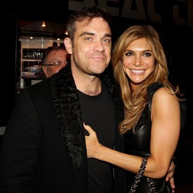 Wandsworth Guardian: Robbie Williams and wife Ayda Field have become parents to a baby girl