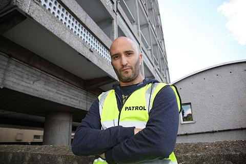 "Roehampton's Alton estate task force creator Ben Perl says: ""We're not vigilantes"""