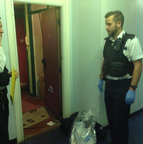 Cocaine, ketamine, crystal meth, ecstasy and mephedrone found during drugs crackdown