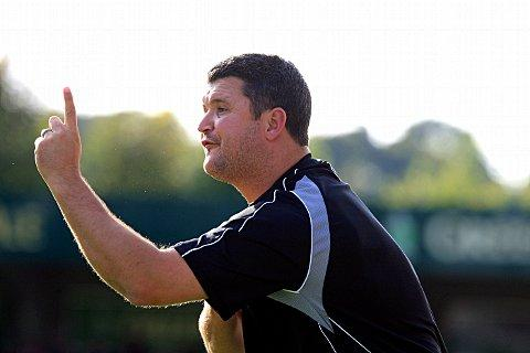 Dons caretaker manager Simon Bassey says he will apply for the role full time
