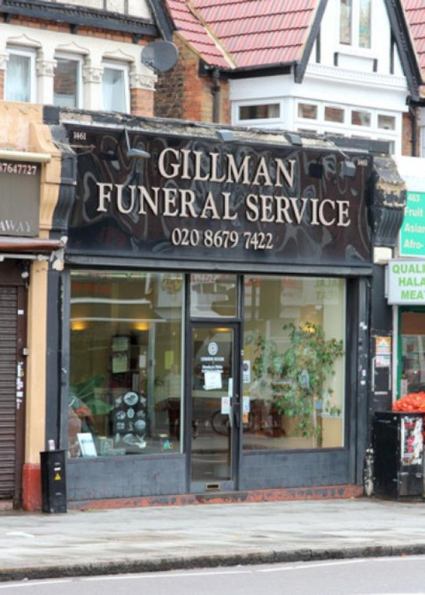 Gillman Funeral Services are the focus of an ITV documentary