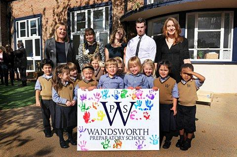 Wandsworth Preparatory School celebrates opening