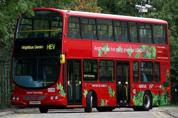 Polluting buses set to be replaced next month