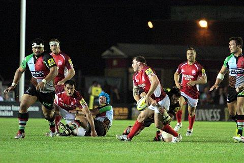 European double: Harlequins and London Welsh are both in European rugby action this weekend