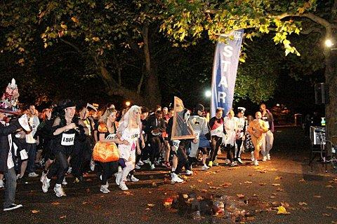 Devils, ghouls and ghosts invited to Battersea Park fun run