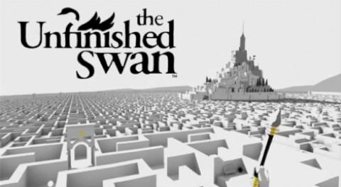 Review: The Unfinished Swan - PlayStation 3