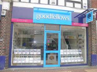 Goodfellows estate agent, Morden
