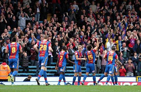 Fans offer: Crystal Palace have a half-season ticket offer for Palace fans     SP70852