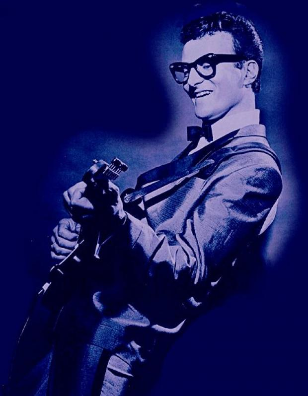Marc Robinson will be bringing the classic hits of Buddy Holly to the Epsom Playhouse