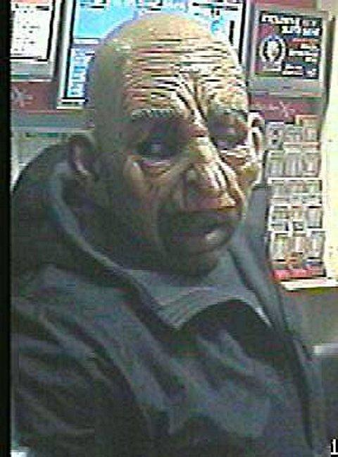 Hunt for masked Halloween bandits after robbery at Ladbrokes bookmakers in Tooting