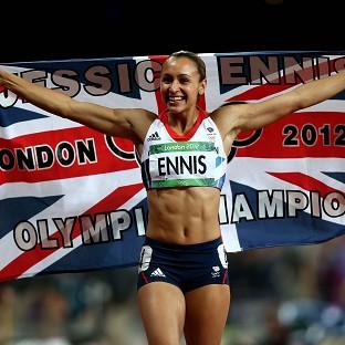 Jessica Ennis will be one of the stars of the Lord Mayor's Show