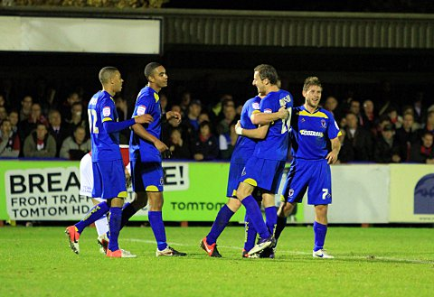 Dons beat York City to edge closer to historic