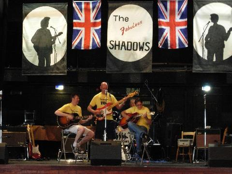 Shadows tribute band