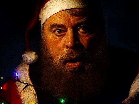 Santa's Blotto, starring Brian Blessed, was written and directed by Wandsworth resident Patrick Myles