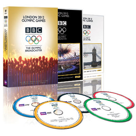 Wandsworth Guardian: London 2012 Olympics DVD collection from the BBC
