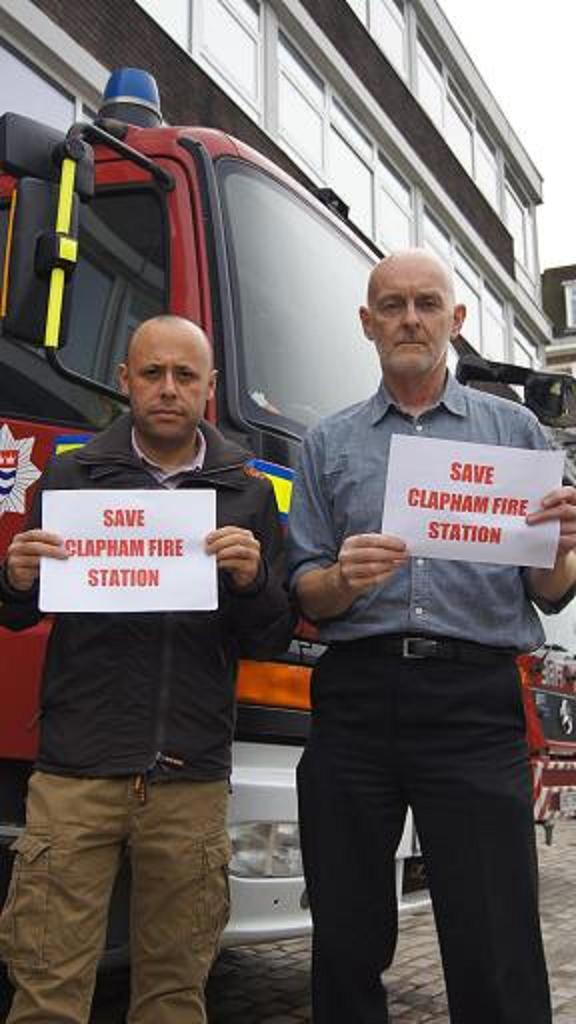 Campaign launches to save Clapham Fire Station