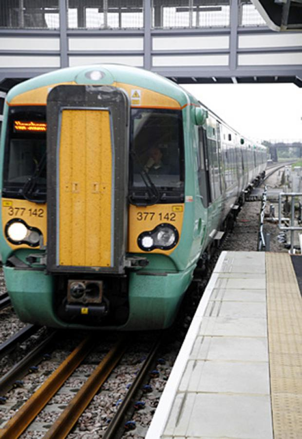 Train services disrupted at Wandsworth Common
