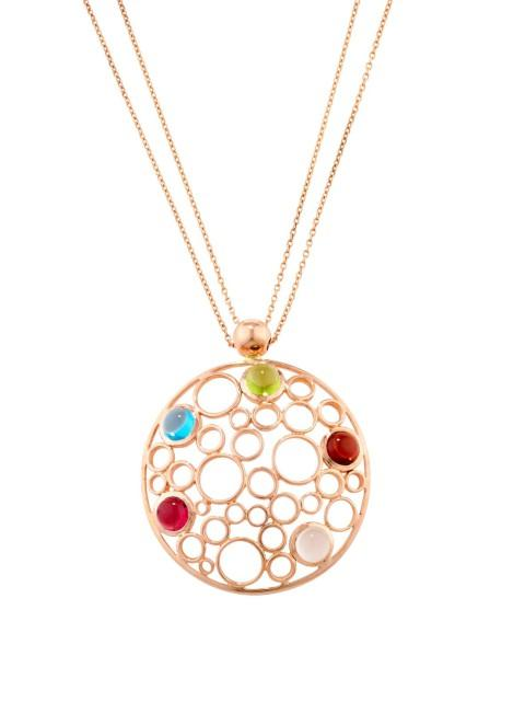 WIN! A gold pendant worth £595 from Warrenders Jewellers