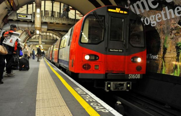 Wandsworth Times: Last stop - London underground!
