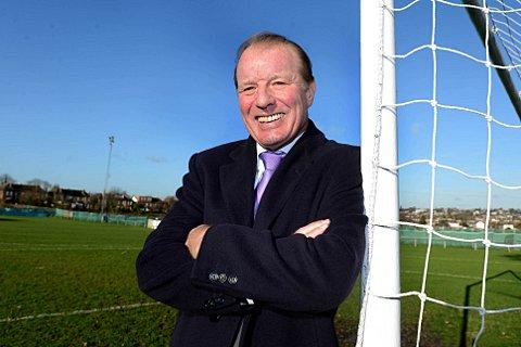 Proud: Former Wimbledon boss Dave Bassett had nothing but praise for the Dons after their FA Cup heartache       SP72353