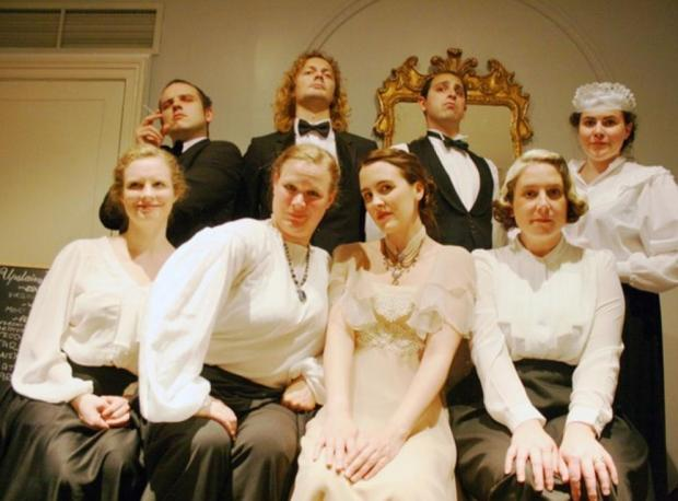 Wandsworth Guardian: Comedy act Upstairs Downton