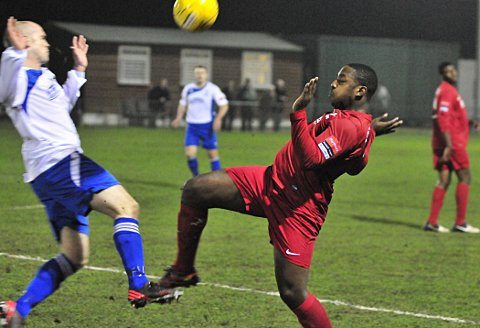 "Carshalton Athletic boss ""could see win coming"""
