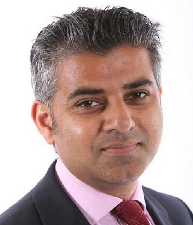 Wandsworth Guardian: MP Sadiq Khan