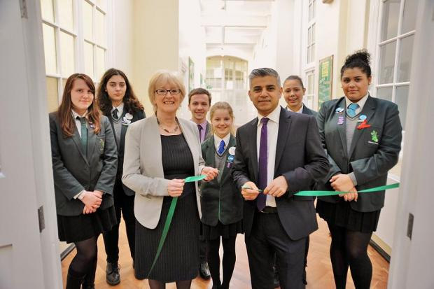 Old Chestnut Grove Academy building in Balham given £1.2m renovation