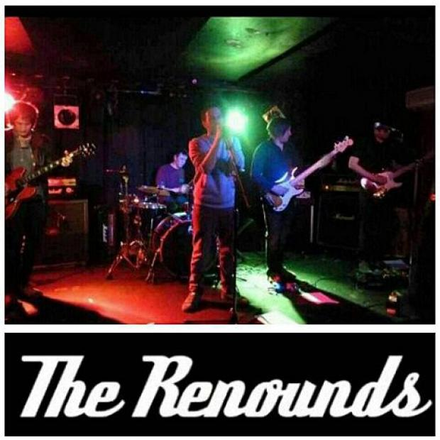 The Renounds are playing in Croydon this Friday