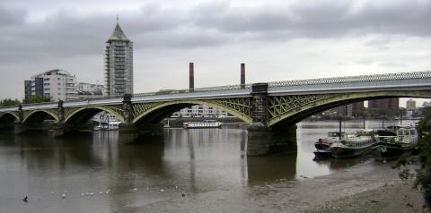 Battersea Bridge is to be given a new lease of life