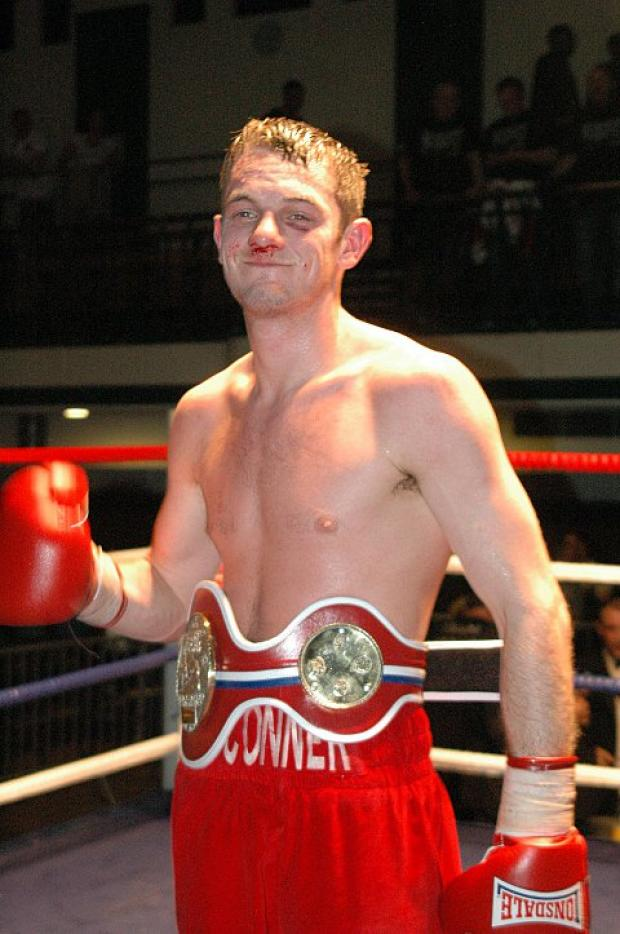 Winner: Danny 'Cassius' Connor
