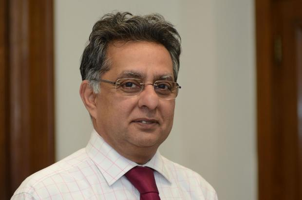 "Wandsworth Council leader Ravi Govindia: ""We cannot absorb costs beyond our control"""