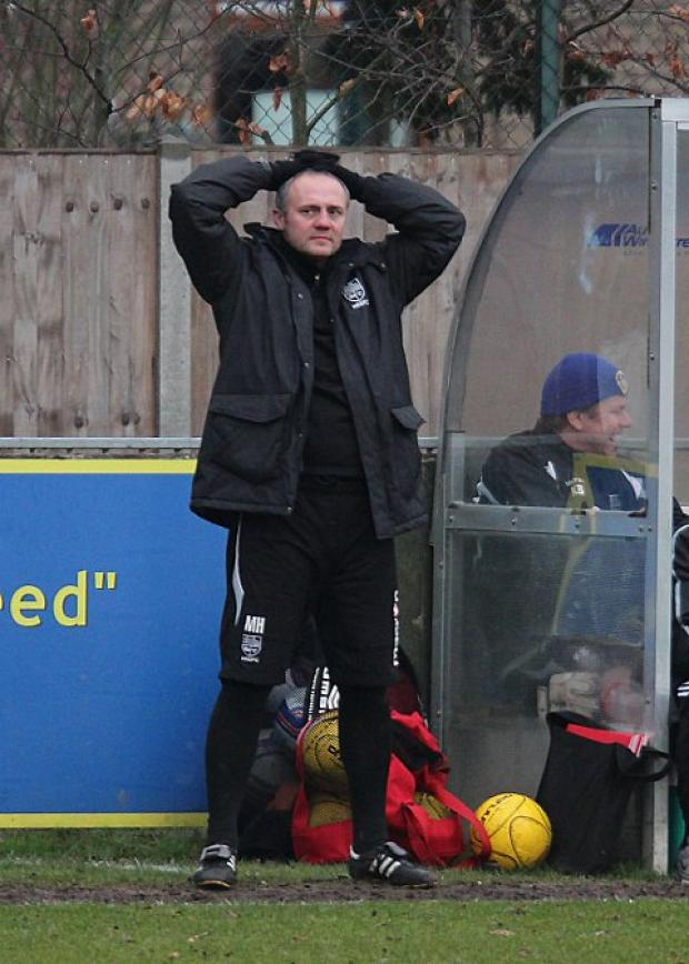 Win some, lose some: Beavers boss Mark Harper has enjoyed the highs and endured the lows     SP73018