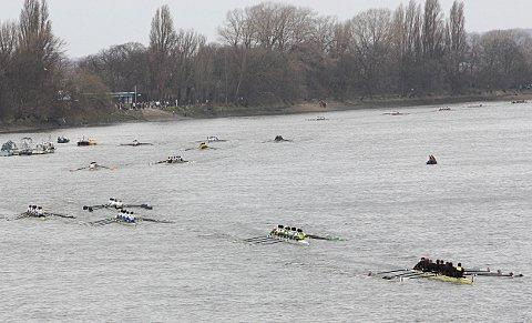 Head of the river race cancelled due to weather