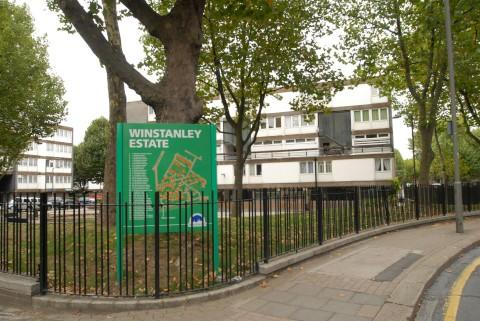 Battersea's Winstanley Estate