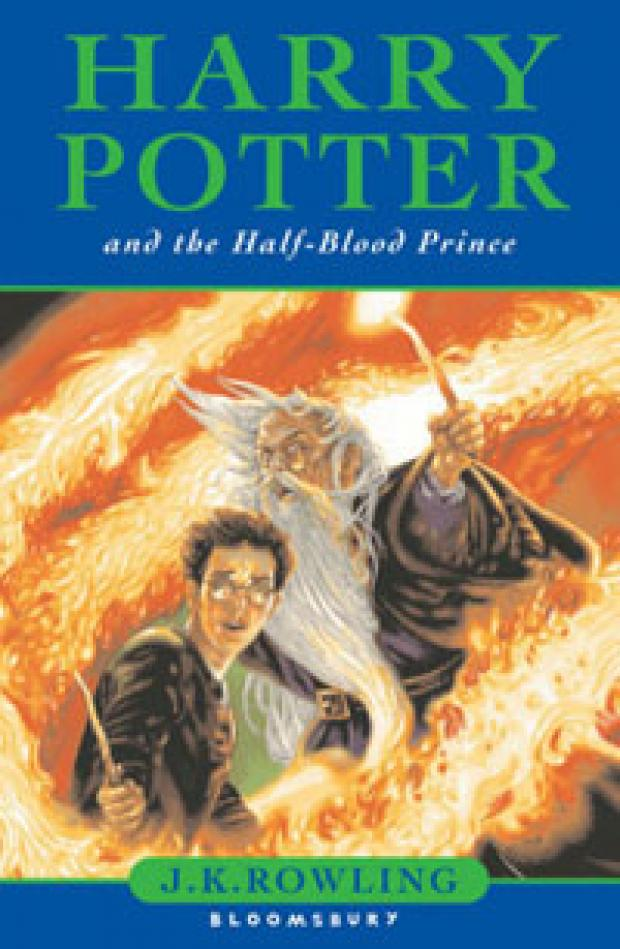 Harry Potter and the Half-Blood Prince is the sixth book in the series
