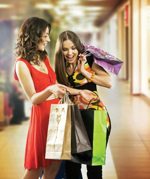 Покупки Одежды