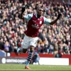 Christian Benteke has been linked to with a move away from Villa Park