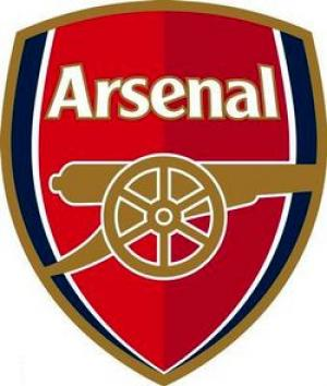 Wandsworth Times: Football Team Logo for Arsenal