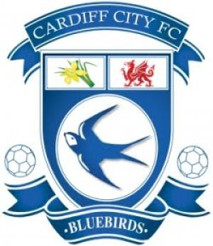 Wandsworth Times: Football Team Logo for Cardiff City
