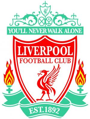 Wandsworth Times: Football Team Logo for Liverpool