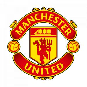 Wandsworth Times: Football Team Logo for Manchester United
